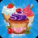 Candy Cupcake Maniac icon