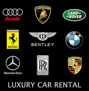 Luxury Car Rental- screenshot thumbnail