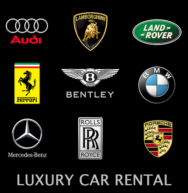 Luxury Car Rental- screenshot