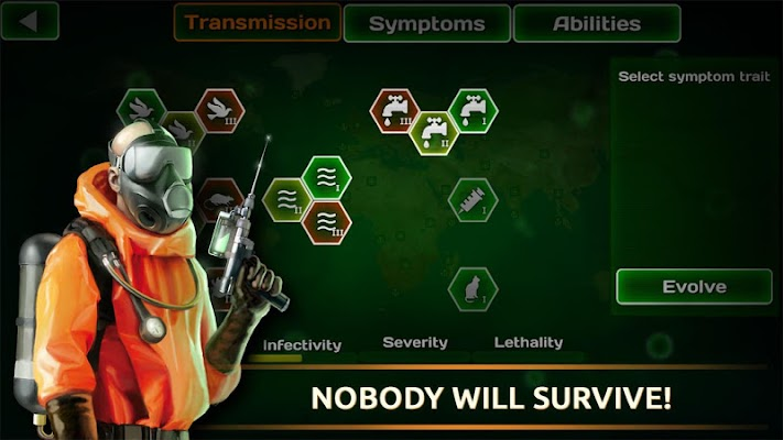 Virus Curse - Pandemic Madness v3.42
