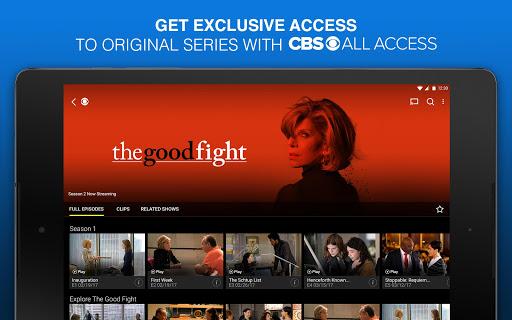 CBS - Full Episodes & Live TV  screenshots 7