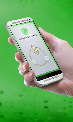綠色靈感 TouchPal 皮膚Pífū