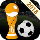 Football World Cup 2018 Russia - Stats & Updates icon