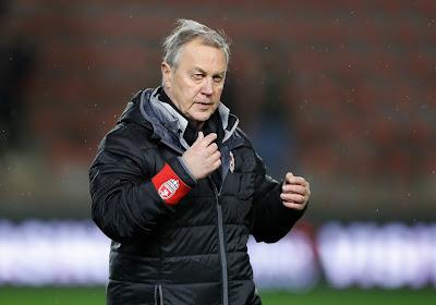 """Philippe Saint-Jean tente de justifier le non-match de Mouscron : """"Sans attaquant ..."""""""