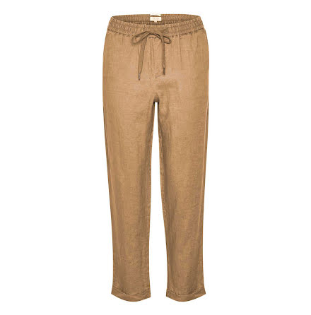 Part Two Piperly linen pant tannin