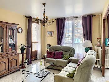 Appartement 4 pièces 83,74 m2