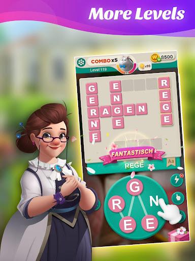 Word Villas - Fun puzzle game screenshots 24