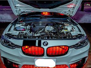 3シリーズ セダン  F30 320i sportsのエンジンのカスタム事例画像 mokhaさんの2019年01月14日21:23の投稿