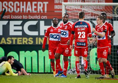 Pro League : Ilombe Mboyo relance Coutrai face à Ostende