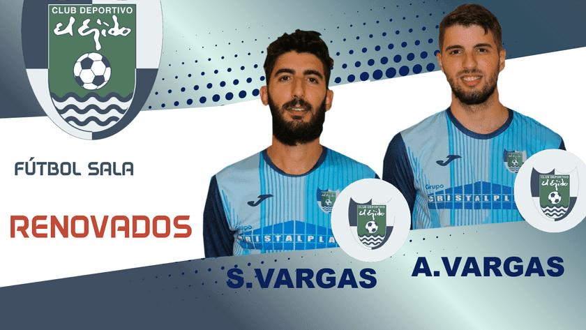 Los hermanos Vargas.