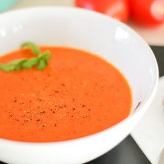 Paleo Tomato Soup