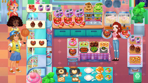 Cooking Life: Crazy Chef's Kitchen Diary 1.0.3 screenshots 1