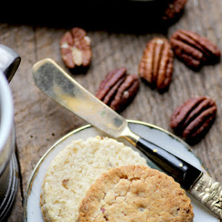 Brown Sugar and Pecan Biscuits (Gluten-Free)
