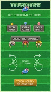 FootBrain-Football and Zombies- screenshot thumbnail