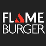 Logo for Flame Burger