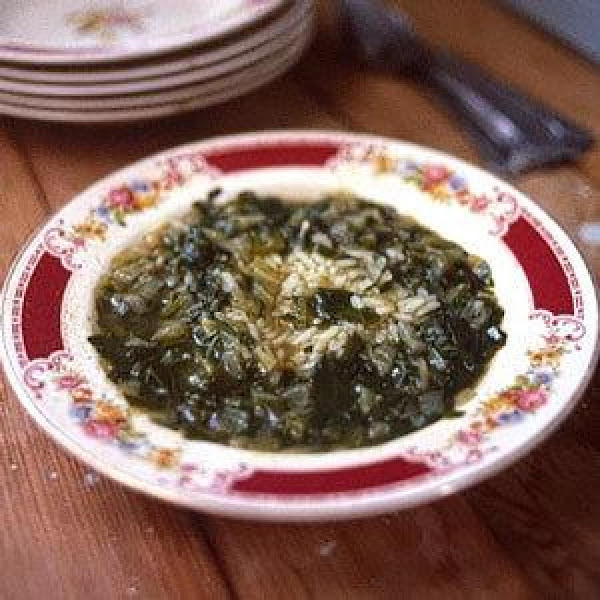 Green Gumbo Recipe