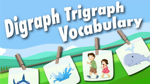 Digraph Trigraph Vocabulary app (apk) free download for Android/PC/Windows screenshot