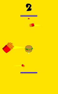 Fast Food Bounce Frenzy screenshot 1