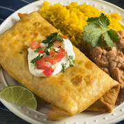 Chimichangas (Vegan Options)