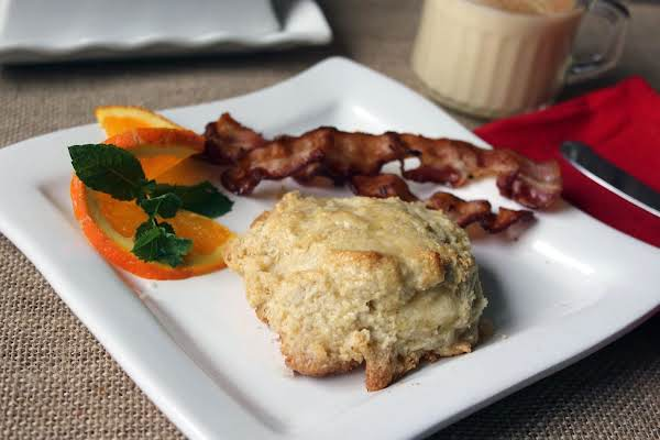 Eggnog-bisquick Biscuits By Cin