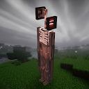 Siren Head for Minecraft PE