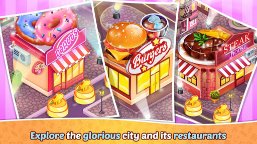 Kitchen Station Chef : Cooking Restaurant Tycoon 6.8 screenshots 1