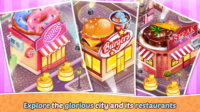 Kitchen Station Chef : Cooking Restaurant Tycoon Cheat APK MOD Download 6.8