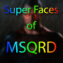 Super faces of MSQRD icon