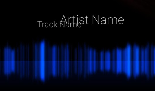 Audio Glow Music Visualizer Screenshot