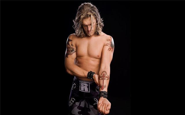 WWE - Edge (Adam Joseph Copeland) New Tab