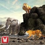 Wild Life Animals Adventure Icon