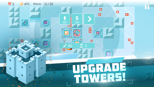 Mini TD 2: Relax Tower Defense Game 1.27 androidappsheaven.com 2