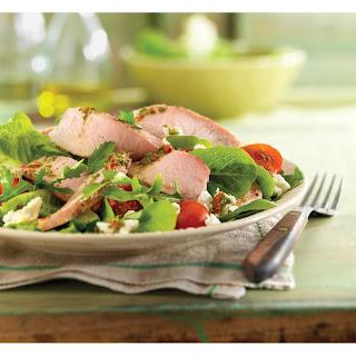 Pork Chimichurri Salad.