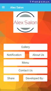 Alex Salon - náhled