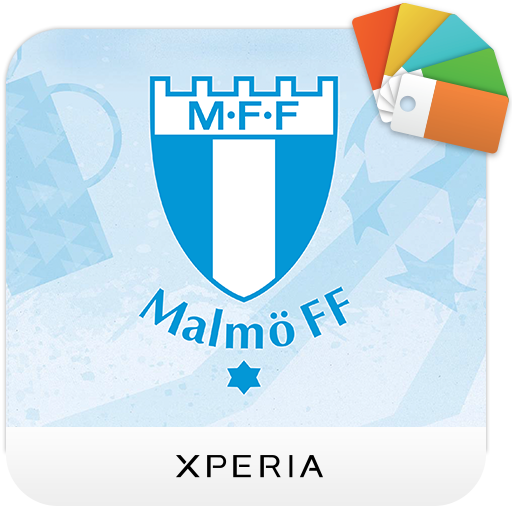 XPERIA™ Malmö FF Theme