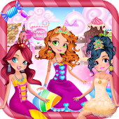 Candy Princess Beauty Makeover