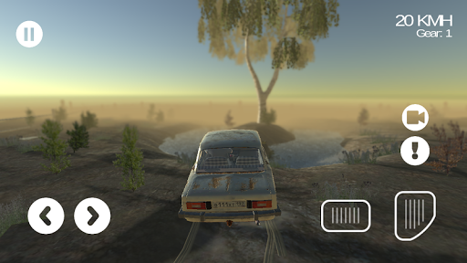 Russian Offroad screenshot