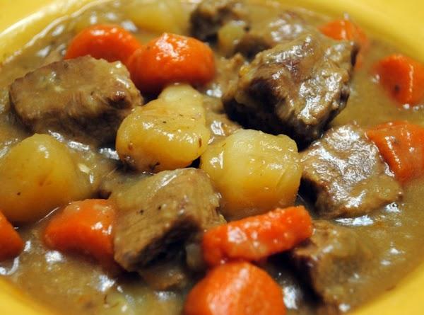 Great Beef Stew! Recipe