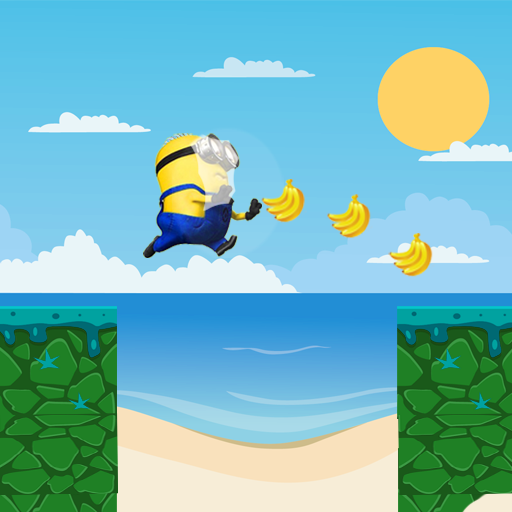 Super Despicable jump and run