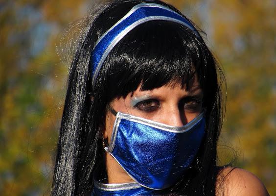 Il fascino del blu di Giorgio Lucca