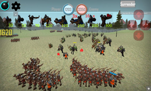 MEDIEVAL BATTLE: EUROPEAN WARS 2.0 screenshots 3