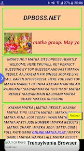 Satta Matka Dpboss on Windows PC Download Free - 1 0 - com