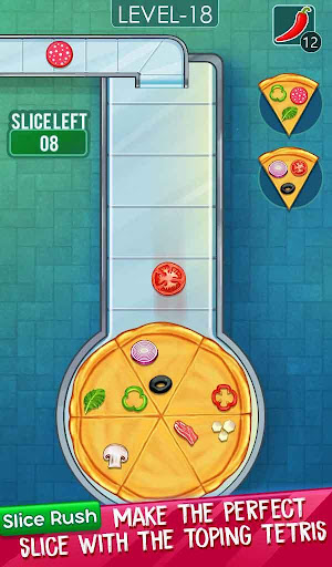 Fit The Slices u2013 Pizza Slice Puzzle screenshots 3