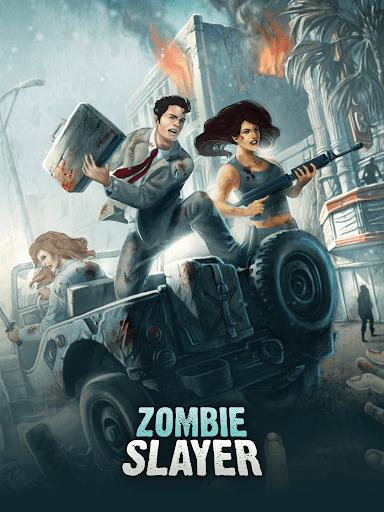 Zombie Slayer: Survival apkpoly screenshots 6