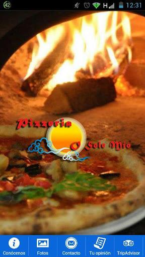 pizzeria o sole mio