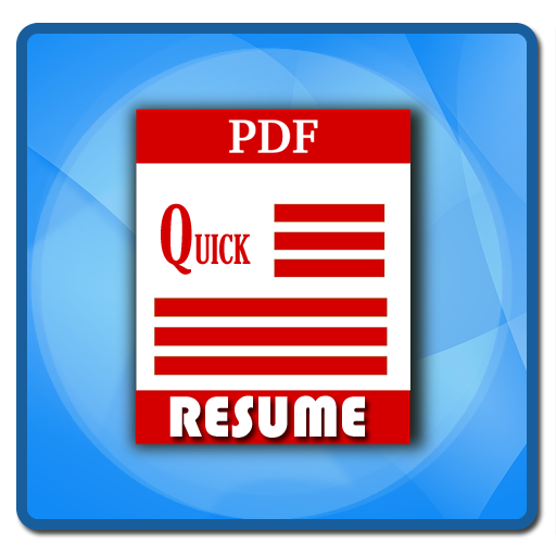 Quick Resume Builder 生產應用 App LOGO-硬是要APP