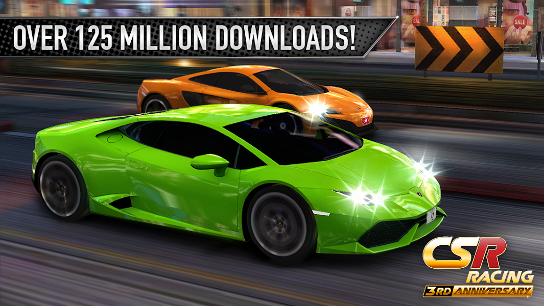 CSR Racing APK Mod 2.9.0 [Unlimited Money]  - Cover