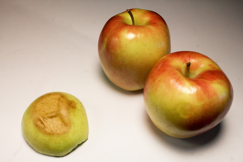 "La ""mela marcia"" di fasele72"