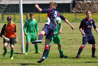 Photo: 17/05/14 v Medbourn (Northants Combination Football League Division One) 1-0 - contributed by Rob Campion
