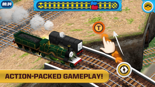 Thomas & Friends: Race On!  screenshots 14